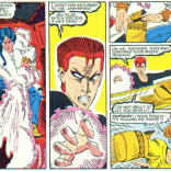 Someone needs to sit Rachel Summers down for a long and serious conversation about proportional force. (X-Men/Alpha Flight vol. 1, #1)