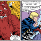 A PERFECTLY NORMAL PUPPY. (Longshot #1)