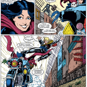 RICOCHET RITA IS THE BEST! (Longshot #2)