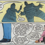 "Nocenti is many things as a writer, but ""subtle"" is probably not one of them. (Longshot #4)"