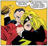 Sir James Jaspers: total dick. (Uncanny X-Men #200)