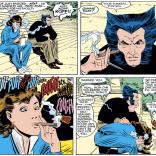 KITTY'S FACE. (Uncanny X-Men #196)