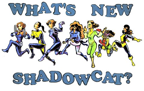 What's New Shadowcat