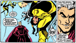 THE MIRACLE OF MAGNETISM! (New Mutants #35)