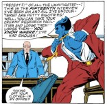 If we had a dollar for every job interview that ended like this... (X-Factor #1)