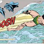 Bonus Namor abs for you. (Avengers #263)