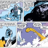 Relevant metaphor is relevant. (New Mutants #37)