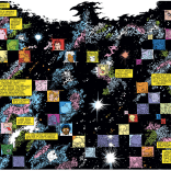 The Phoenix Force lends itself to some damn cool layouts. (Uncanny X-Men #203)