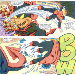 X-cellent use of sound effects. (Nightcrawler #3)