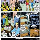 Of all the scenes in all the issues of New Mutants, NONE has ever stuck with Rachel as hard as this one. (New Mutants #38)
