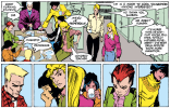 Aw, kids. (New Mutants #38)