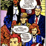 At this point, the X-Men going to any kind of cultural event is basically an invitation for a super-fight to land on their front lawn. (Alpha Flight #33)