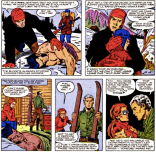 Third-worst honeymoon ever. (Alpha Flight #33)