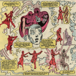 The implications for multiversal continuity are kind of staggering. (Iceman #4)