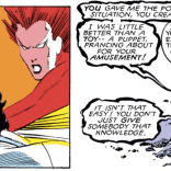 The Beyonder sucks, y'all. (Uncanny X-Men #202)