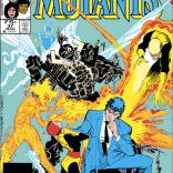 This cover = Rachel's definitive Beyonder. (New Mutants #37)