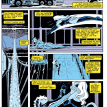 I know it's just a flashback, but man, Rogue, serious dick move there. (Uncanny X-Men #203)