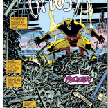 Wolverine hates Arizona. (Uncanny X-Men #207)