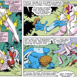 Fun fact: this is the second time they've pulled this particular move. (Uncanny X-Men #209)