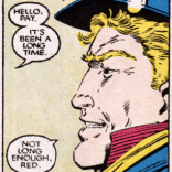 """""""Ill wind."""" Who even says that? (New Mutants #41)"""