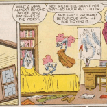More Sad Darin Morgan Magneto. (New Mutants #48)