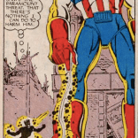 I seriously want to write a one-shot about this Sentinel. MARVEL: CALL ME. (New Mutants #48)