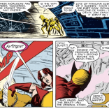 This is the closest they'll come to an actual conversation until Inferno. (Uncanny X-Men #211)