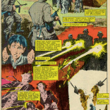 There's no such thing as a happy Magneto flashback. (New Mutants #49)