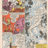 Know how we keep talking about Inferno? This is where it starts. This scene. Right here. (New Mutants #50)