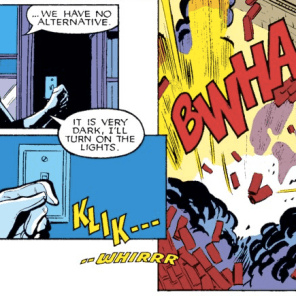 Well, shit. (New Mutants #46)