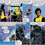 How have they not learned to listen to Doug by now? He is ALWAYS RIGHT. (New Mutants #46)