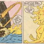 Peak Magma. (New Mutants #50)