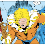 First mention of the man with the plan! (Uncanny X-Men #212)