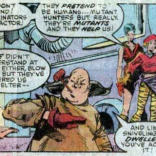 X-Factor drinking game: Drink every time someone has to explain the relationship between X-Factor and the X-Terminators. (X-Factor #11)