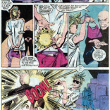 On the upside: Boom-Boom! (X-Factor #11)