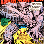 Spectacularly horrific splash page by Tom Sutton and Mike Ploog (Amazing Adventure #12)
