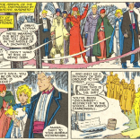 """""""...But can you take them anywhere?"""" Spoiler: NO. No, you can't. (New Mutants #53)"""