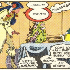 Or, y'know, not. (New Mutants #53)