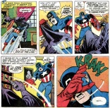 This is what happened in the 616 instead of Watergate. (Captain America #175)