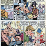 Meanwhile, in a nearby sitcom... (X-Factor #12)