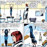 Damn, Callisto. That's cold. (Uncanny X-Men #217)