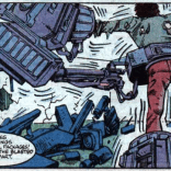 """""""Not that I don't appreciate the rescue, but don't you people ever use doors?"""" (X-Factor #17)"""