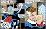 Still a terrible parent, but he has his moments. (Fantastic Four Versus the X-men #3)