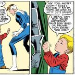 Franklin Richards: Normal Human Meat Child. (Fantastic Four Versus the X-men #4)