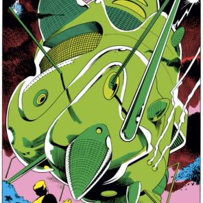 Oh, hi. (New Mutants Annual #3)