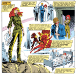 I'm gonna go ahead and say that Madelyne Pryor gets the rawest deal in X-Men, and this is only the first act. (Uncanny X-Men #223)