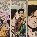 """Also, you know that dream about the--"" ""DUDE, ENOUGH."" (Fallen Angels #6)"