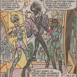 Somewhere there's an alternate universe that's just like 616 except that Bobby and Warlock wore these costumes for the rest of New Mutants. (Fallen Angels #7)