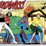 There's really no other way this issue could have ended. (New Mutants Annual #3)