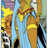 SHE'LL SAVE EVERY ONE OF US! (X-Men Annual #3)